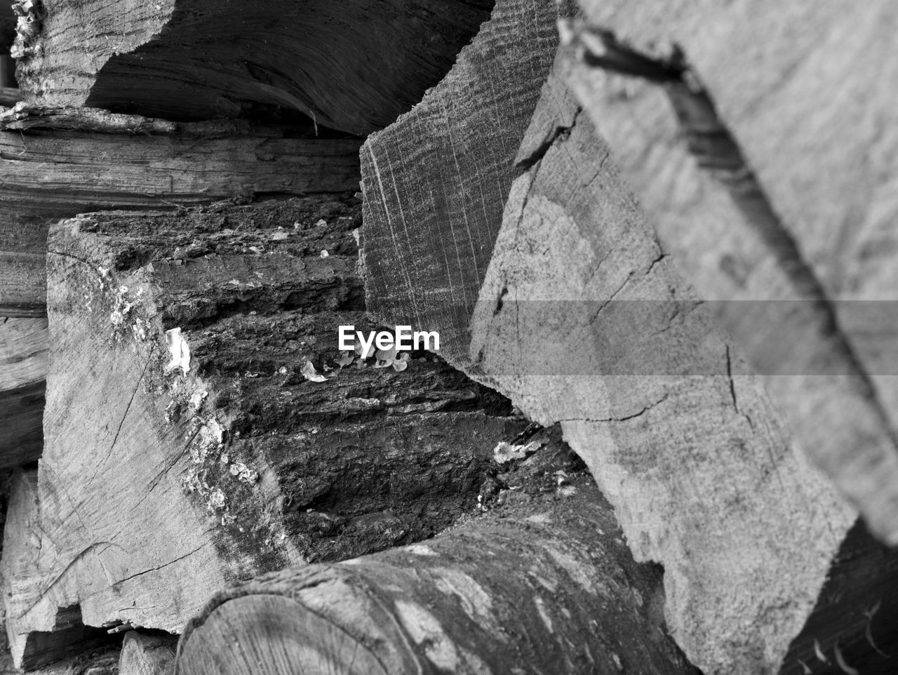 no people, close-up, textured, nature, wood - material, day, rough, log, pattern, wood, outdoors, tree, timber, full frame, rock, solid, focus on foreground, rock - object, firewood, backgrounds