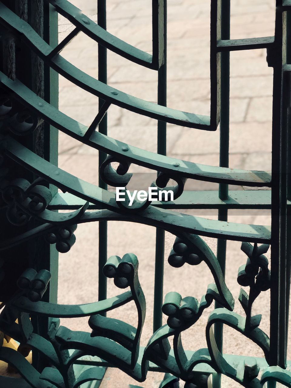metal, no people, close-up, grid, pattern, day, gate, security, focus on foreground, safety, protection, wrought iron, full frame, railing, metal grate, outdoors, grate, strength, entrance, iron - metal