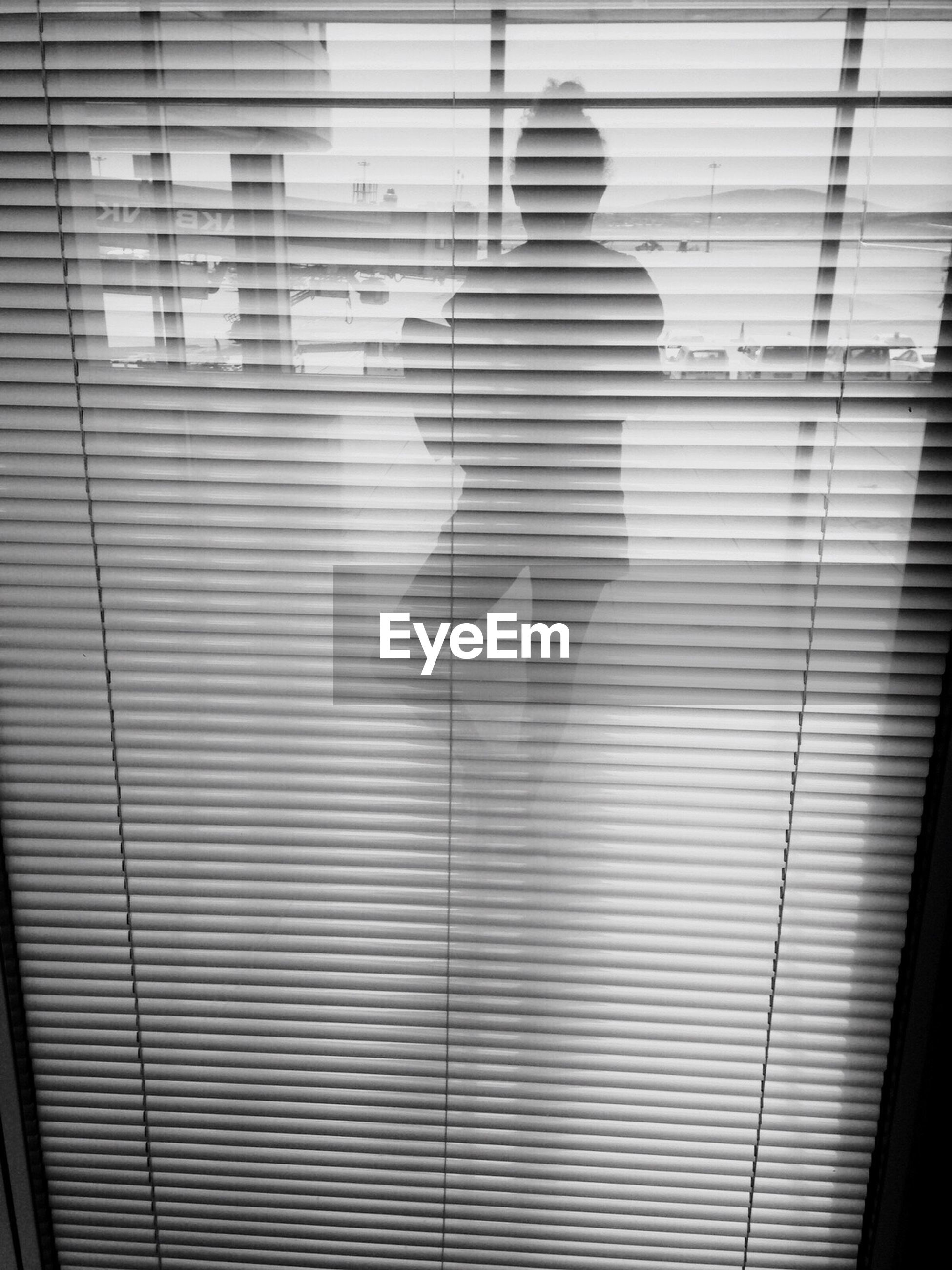 window, shadow, indoors, men, blinds, full frame, day, focus on shadow