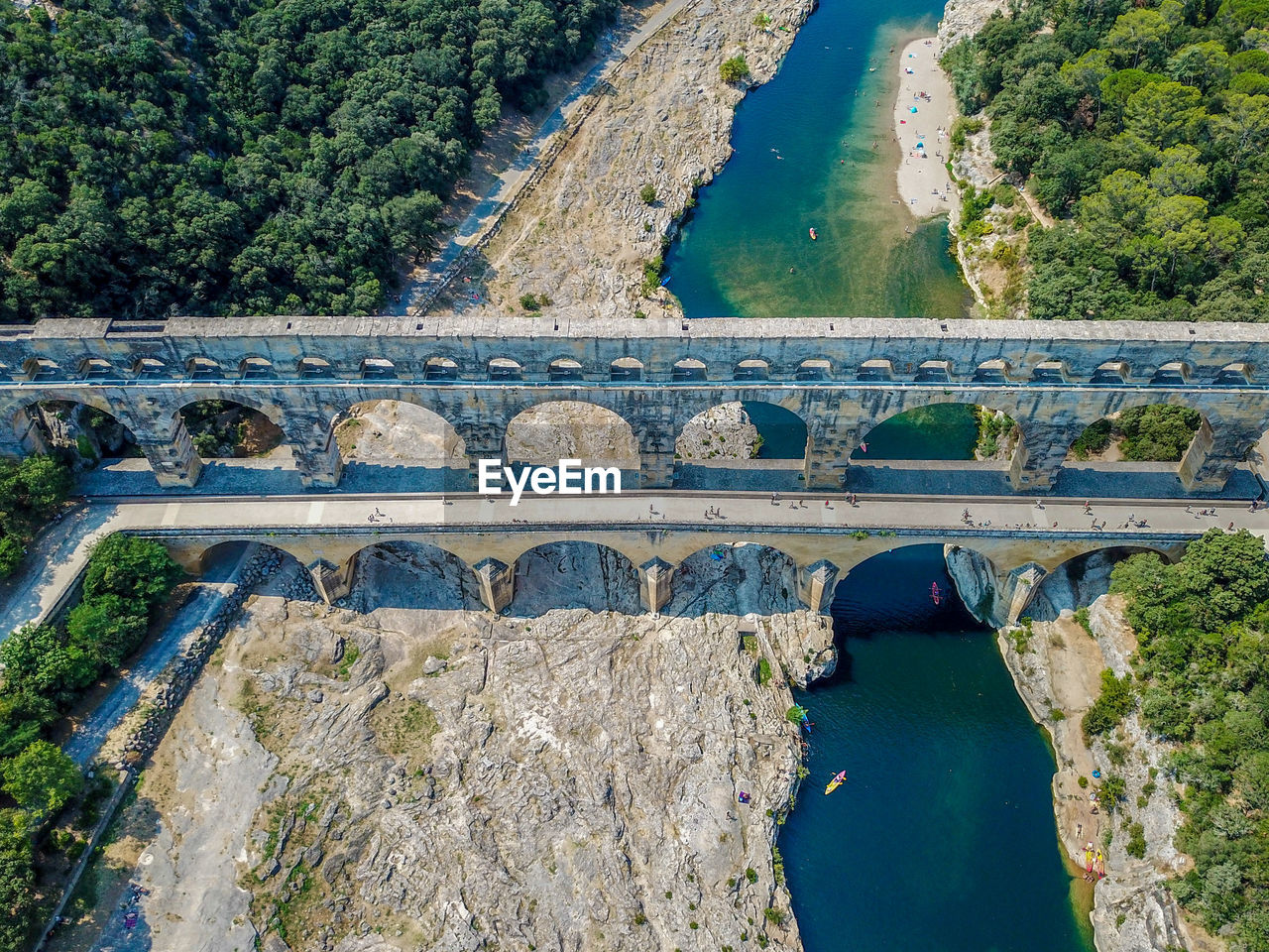 bridge, water, bridge - man made structure, connection, built structure, architecture, river, arch bridge, nature, tree, plant, day, dam, arch, transportation, no people, reflection, hydroelectric power, high angle view, outdoors