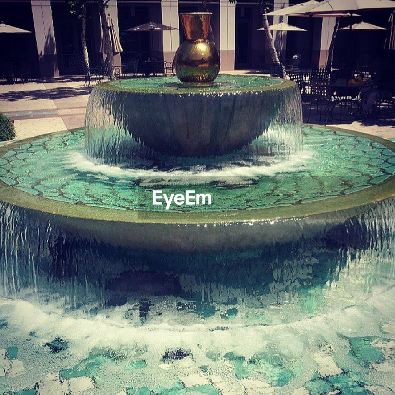 water, fountain, motion, no people, indoors, day
