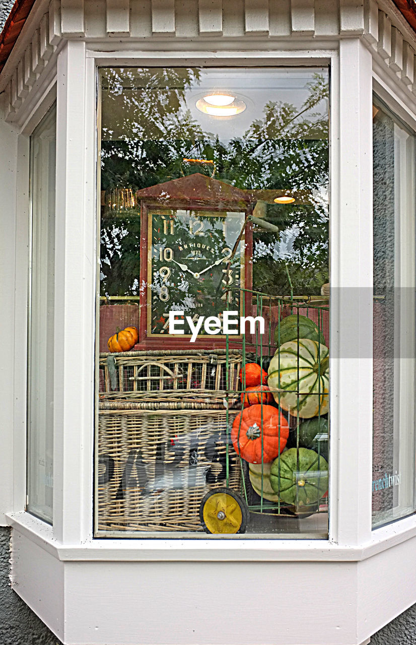pumpkin, window, house, door, no people, tradition, day, architecture, lantern, outdoors, building exterior, built structure, residential building, halloween, greenhouse
