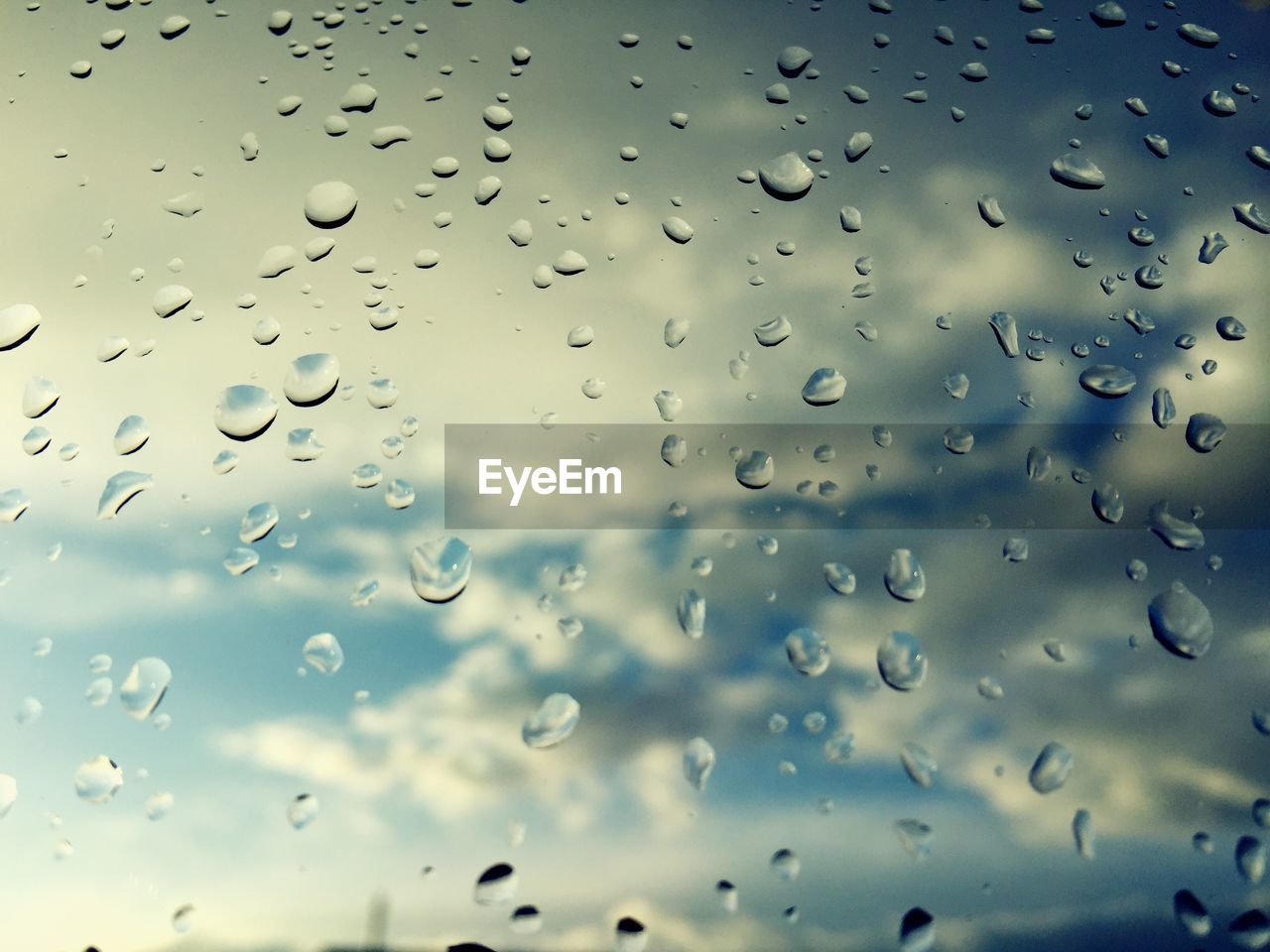 drop, wet, water, full frame, rain, backgrounds, transparent, close-up, nature, window, no people, glass - material, raindrop, sky, rainy season, indoors, day, glass, purity