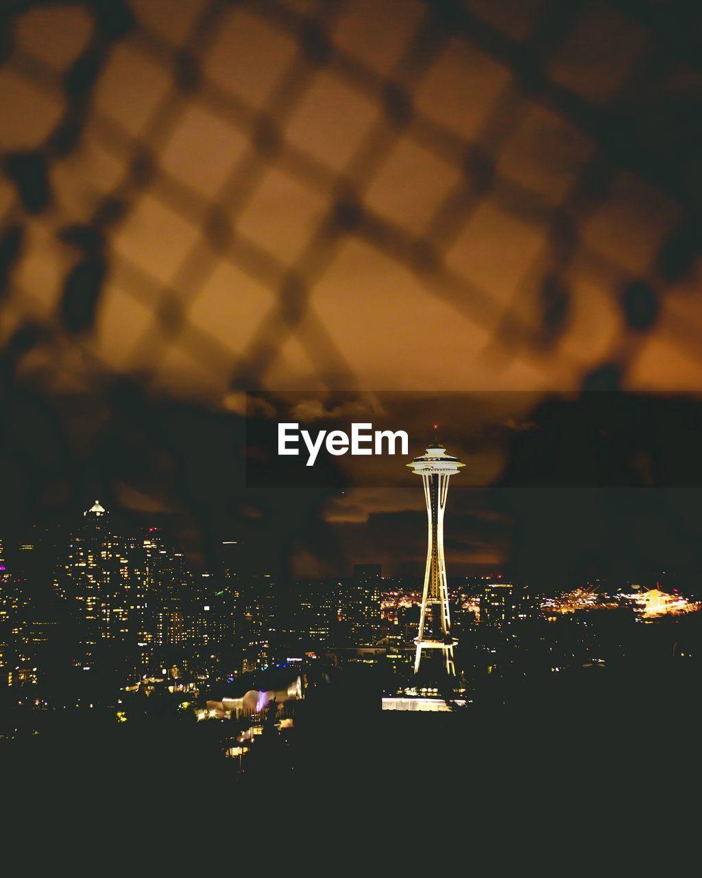 night, illuminated, no people, indoors, cityscape, city, close-up, sky
