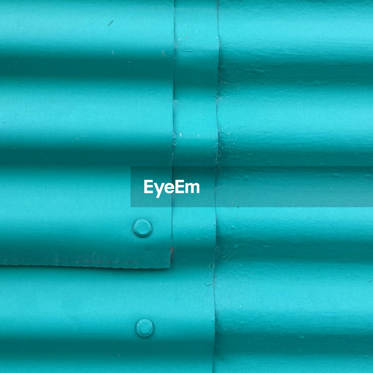 Full frame shot of corrugated iron roof