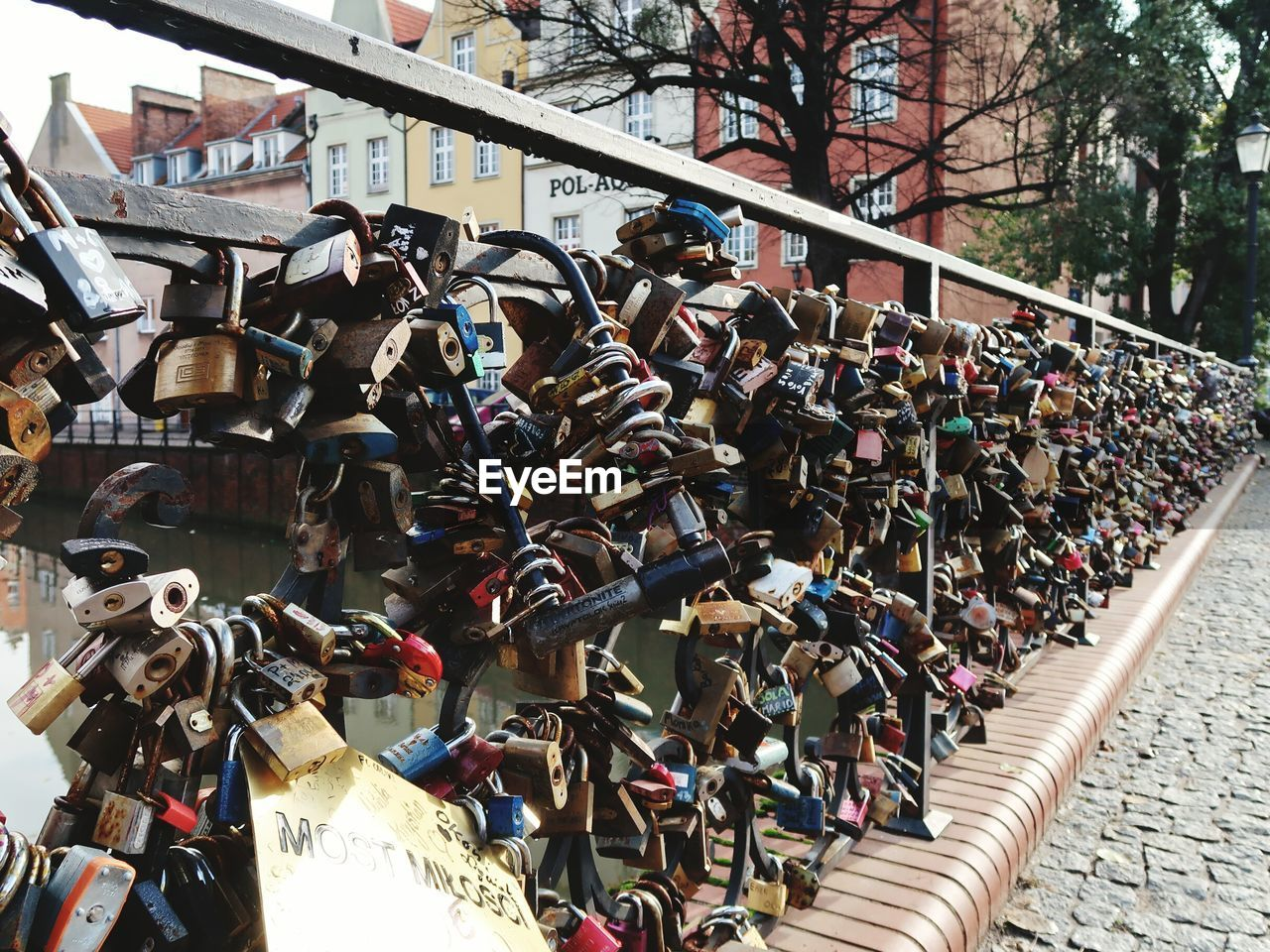 love lock, padlock, lock, security, railing, love, safety, abundance, protection, bridge - man made structure, hope, hope - concept, large group of objects, outdoors, connection, day, metal, hanging, luck, architecture, unity, variation, no people, built structure, oath, footbridge, togetherness, close-up, city
