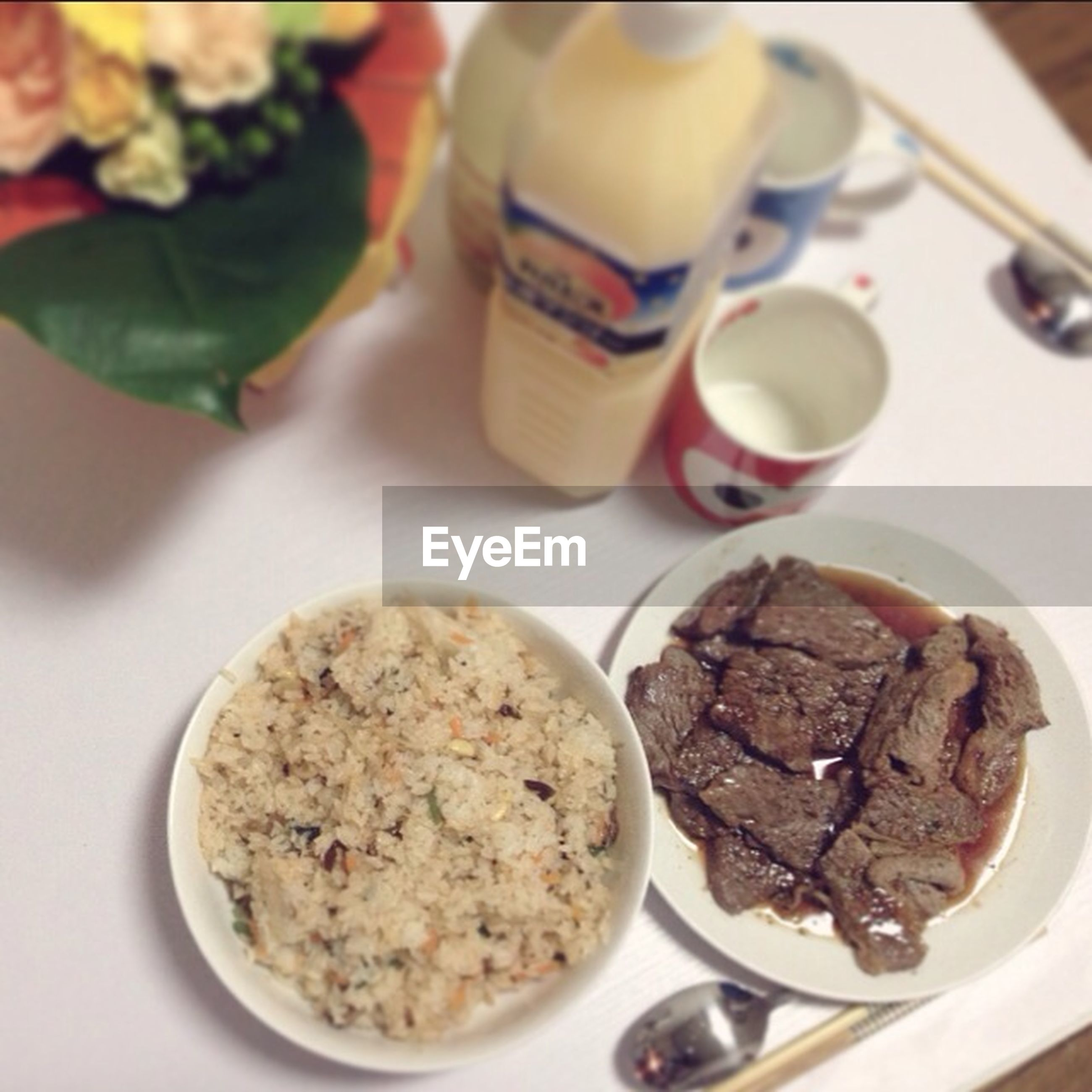 food and drink, food, indoors, freshness, ready-to-eat, plate, table, still life, serving size, indulgence, meal, high angle view, healthy eating, close-up, sweet food, breakfast, bowl, served, drink