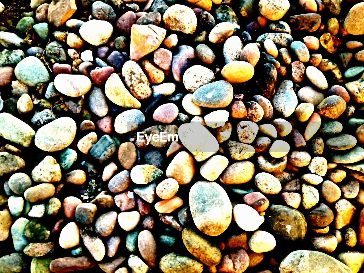 large group of objects, full frame, abundance, backgrounds, pebble, no people, nature, pebble beach, stack, day, close-up, outdoors