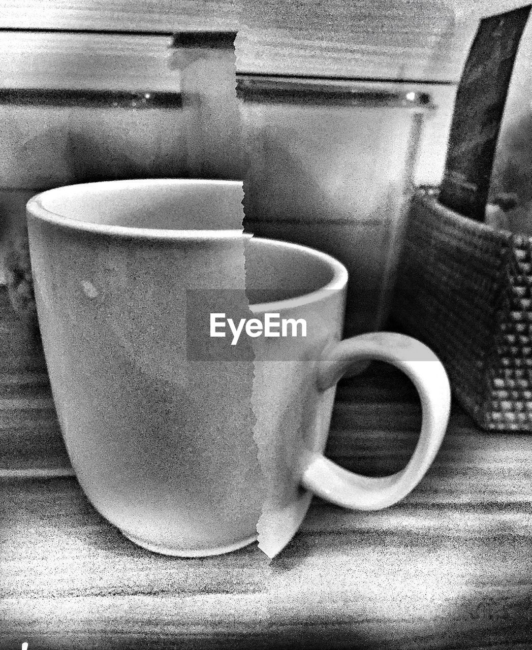cup, mug, indoors, still life, drink, food and drink, refreshment, table, coffee cup, close-up, no people, coffee, crockery, coffee - drink, tea cup, wood - material, auto post production filter, freshness, hot drink, container