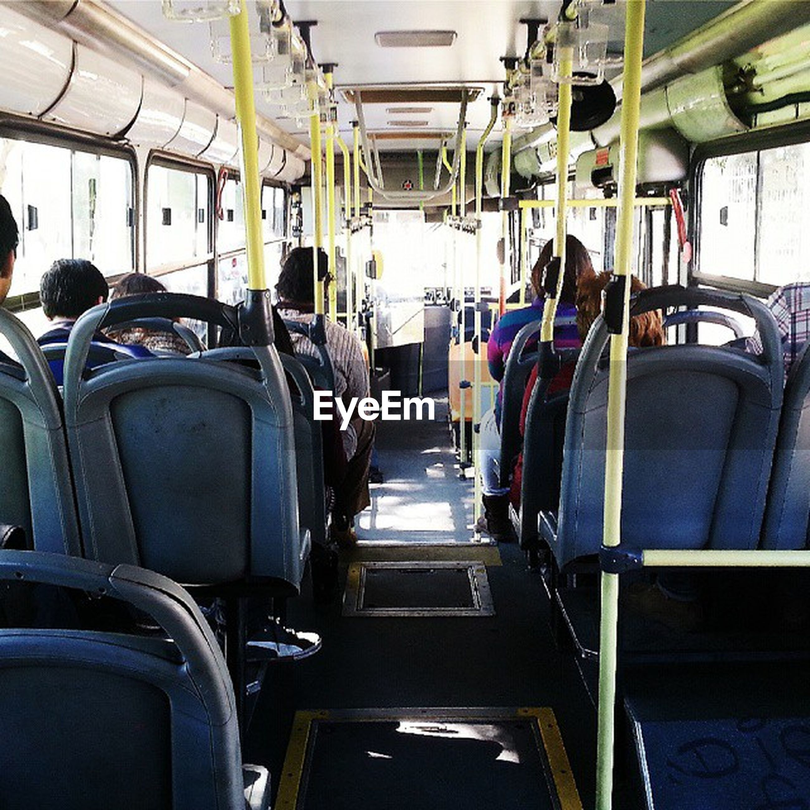 transportation, mode of transport, vehicle seat, land vehicle, vehicle interior, car, bus, travel, indoors, public transportation, stationary, in a row, train - vehicle, nautical vessel, day, passenger train, window, no people, boat, empty