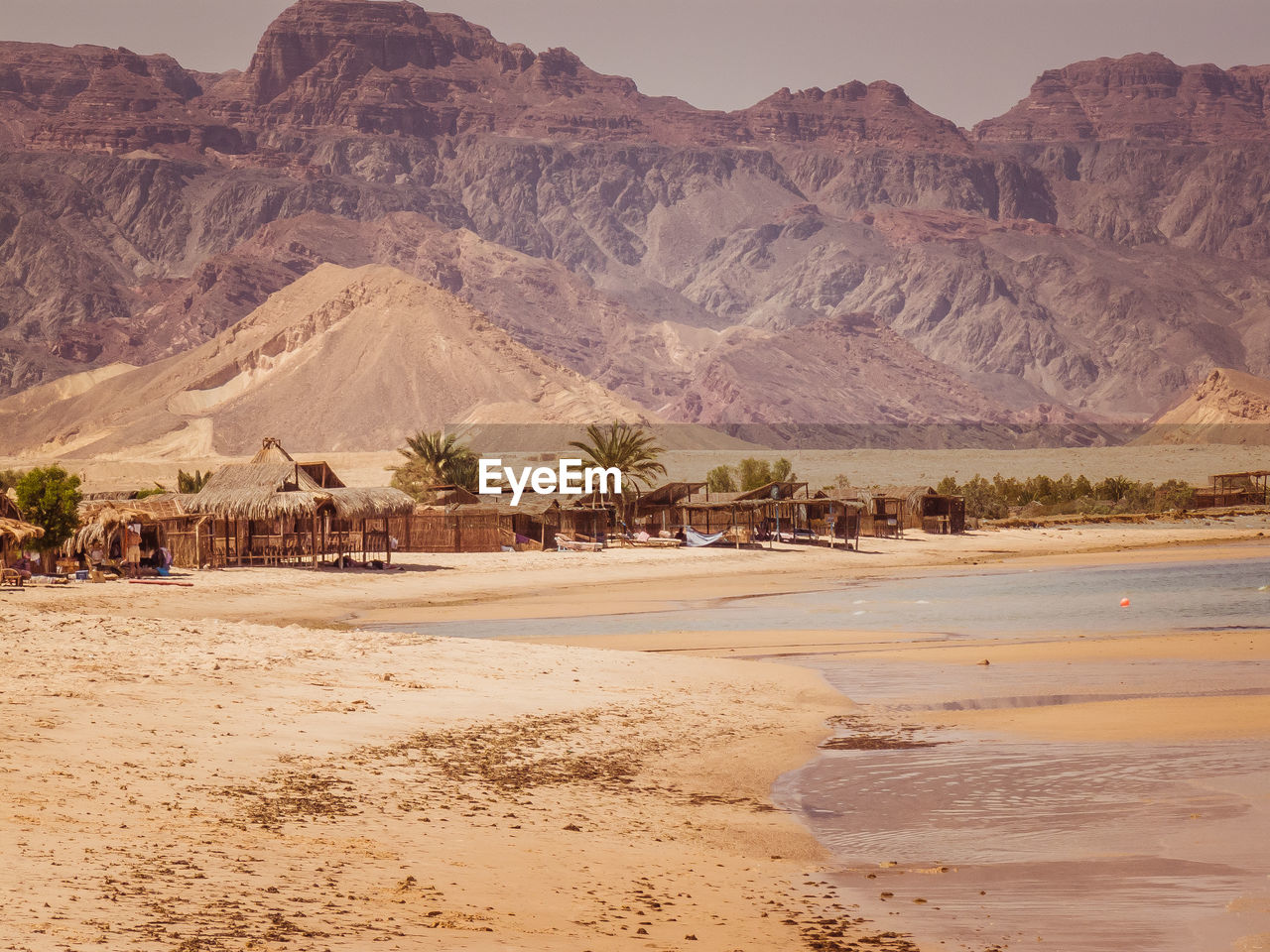 mountain, nature, scenics, outdoors, arid climate, beauty in nature, tranquil scene, desert, sand, day, tranquility, landscape, physical geography, mountain range, no people, salt - mineral, sky