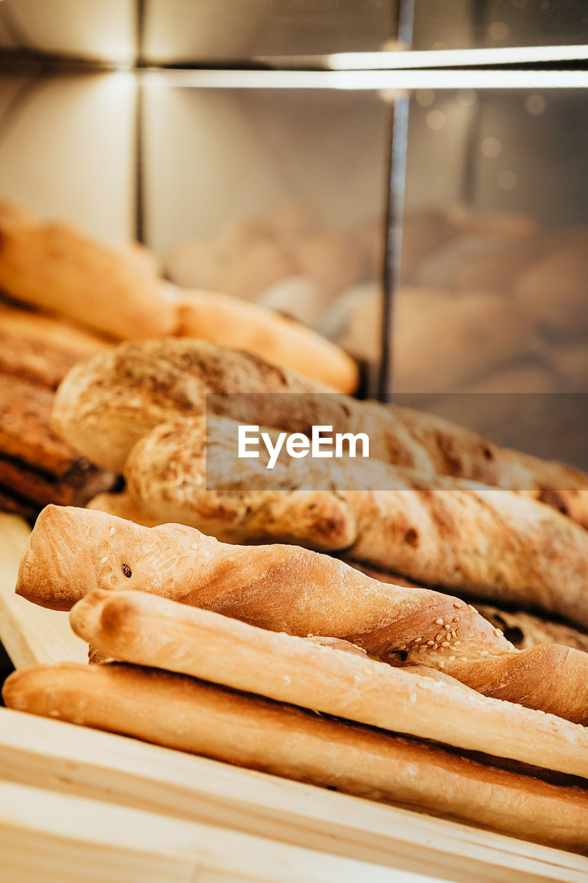 Store bakery products