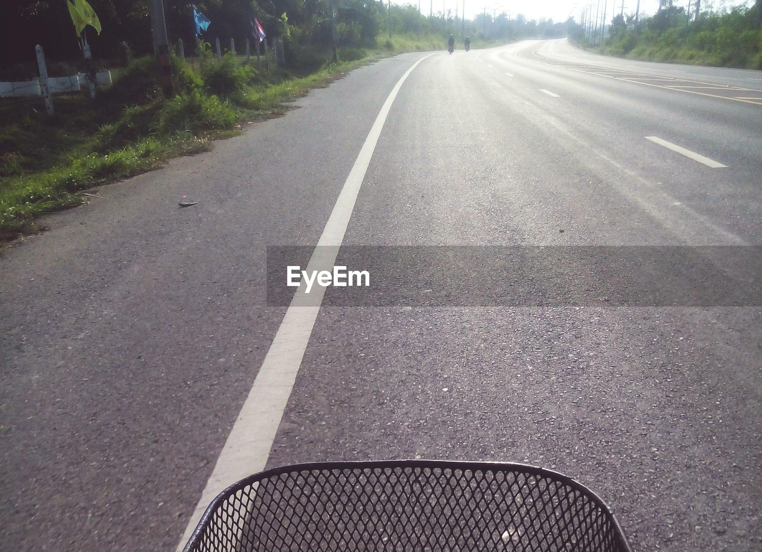 road, transportation, road marking, the way forward, asphalt, street, no people, day, outdoors, nature, tree