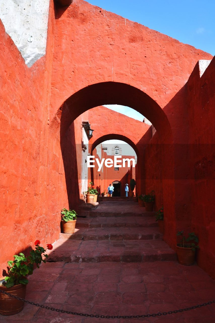 arch, built structure, the way forward, architecture, day, no people, building exterior, outdoors