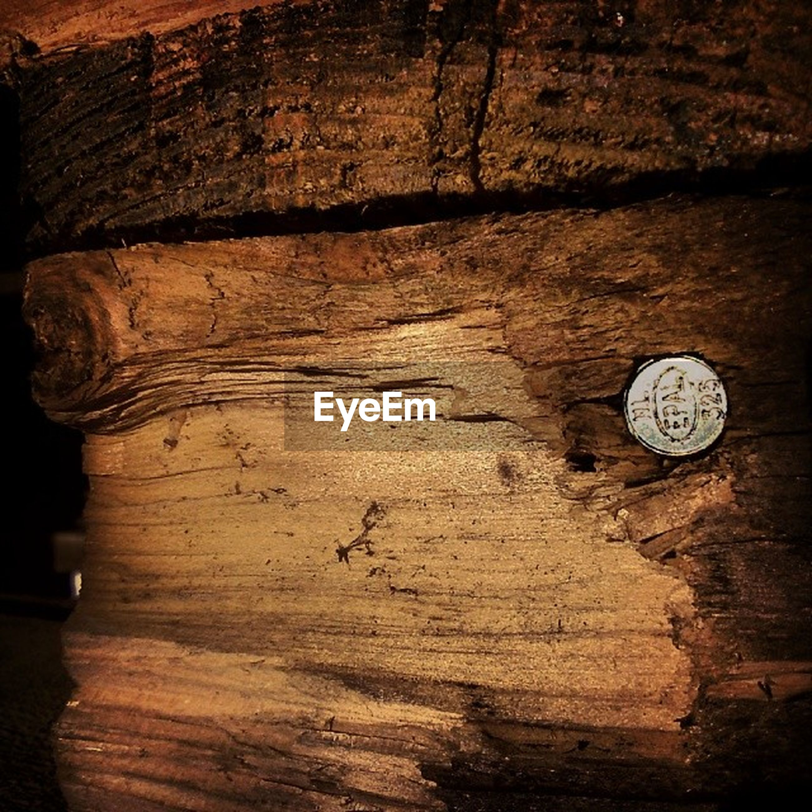 wood - material, old, textured, close-up, wooden, indoors, text, wood, weathered, communication, wall - building feature, circle, number, damaged, old-fashioned, obsolete, rough, still life, no people, deterioration