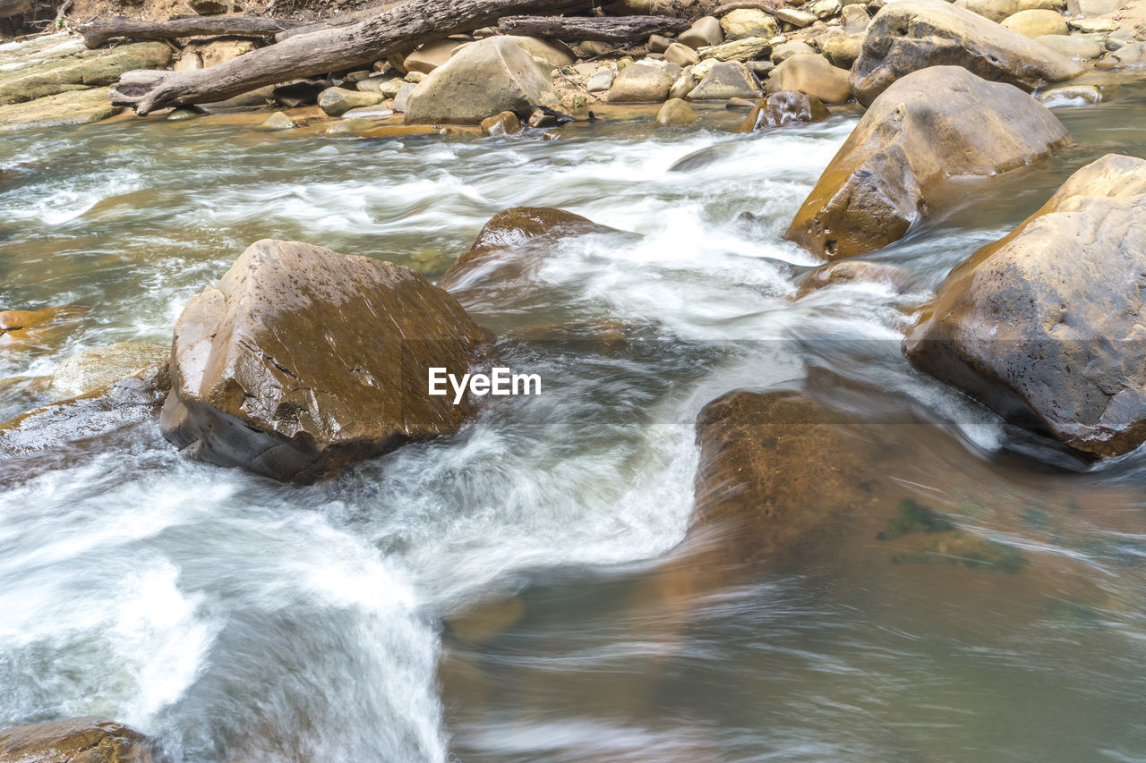 water, nature, no people, rock - object, motion, day, beauty in nature, outdoors, waterfall, sea, scenics