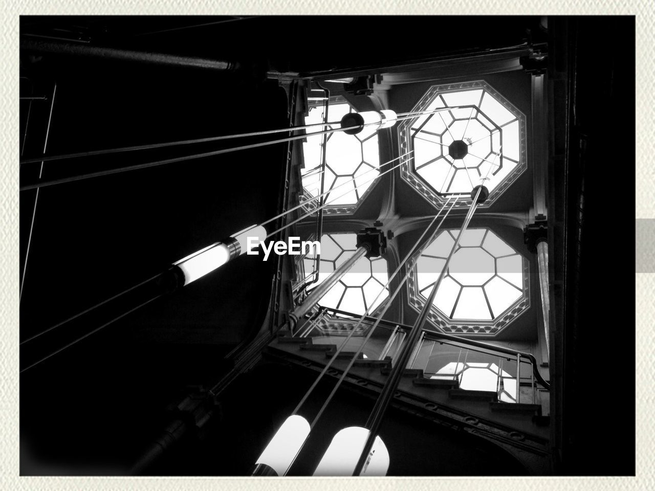 low angle view, built structure, architecture, no people, illuminated, day, indoors, close-up