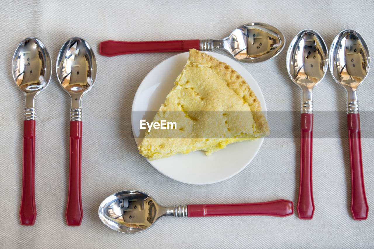 food and drink, fork, indoors, table, freshness, red, drinking glass, food, no people, ready-to-eat, close-up, day