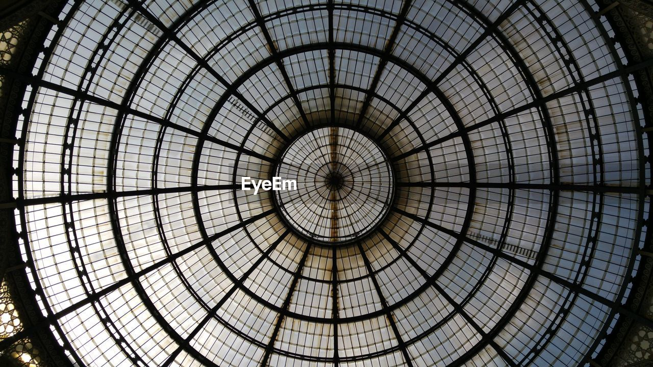 dome, cupola, architectural feature, architecture, indoors, built structure, backgrounds, pattern, ceiling, travel destinations, full frame, low angle view, modern, concentric, no people, day