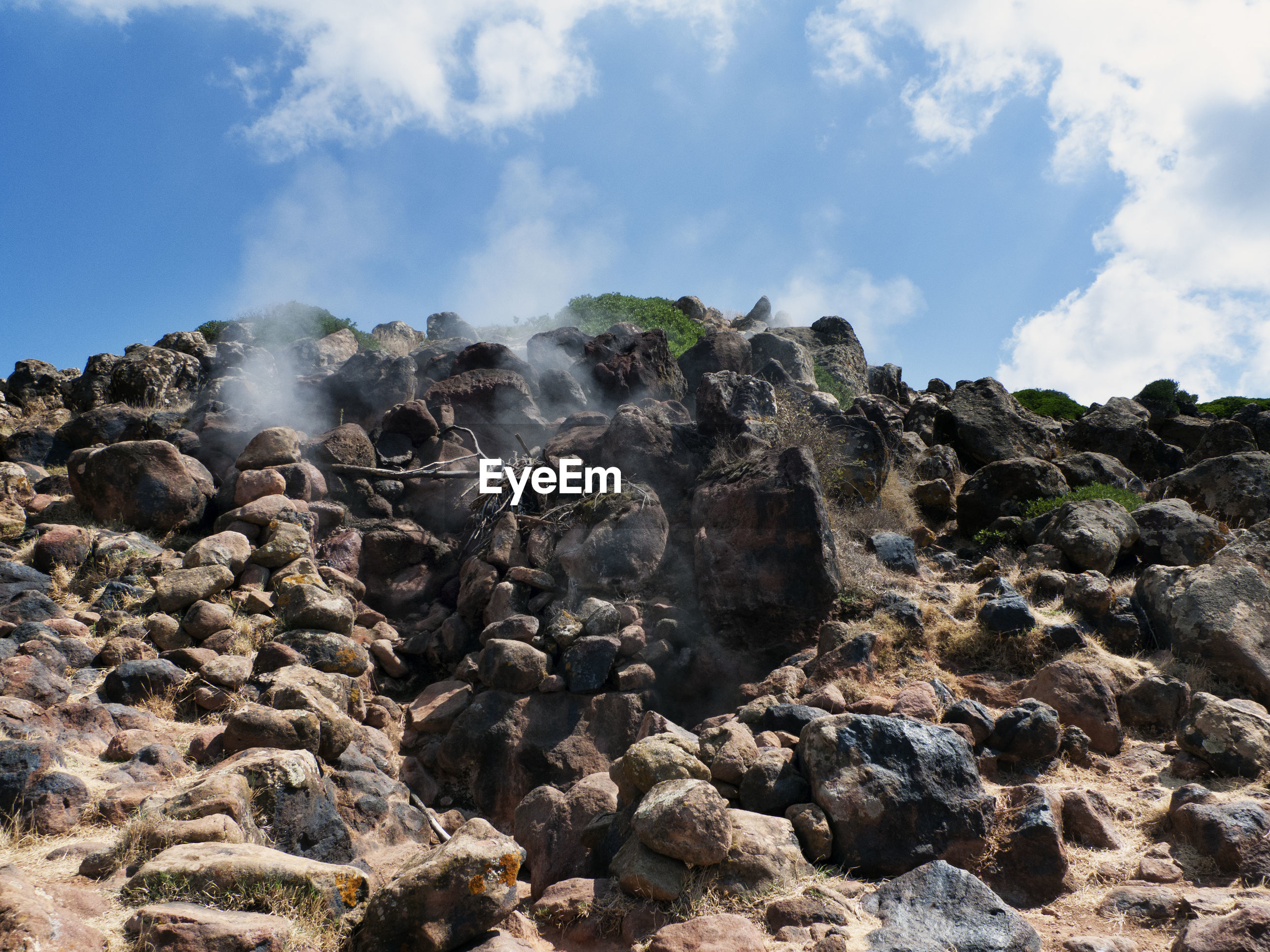 SCENIC VIEW OF ROCKS
