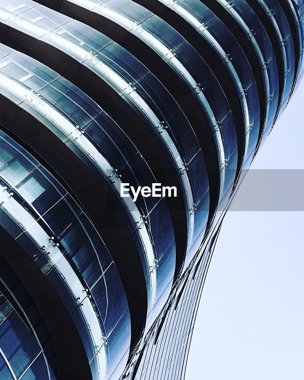 architecture, modern, built structure, curve, city, day, no people, building exterior, outdoors, futuristic
