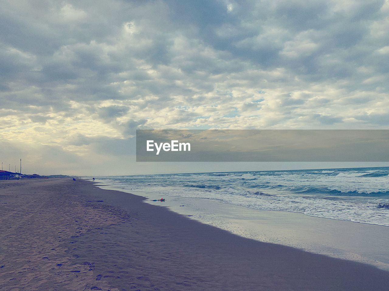 sea, sky, water, cloud - sky, land, scenics - nature, beach, beauty in nature, tranquility, horizon, horizon over water, tranquil scene, sand, nature, no people, outdoors, idyllic, day, non-urban scene