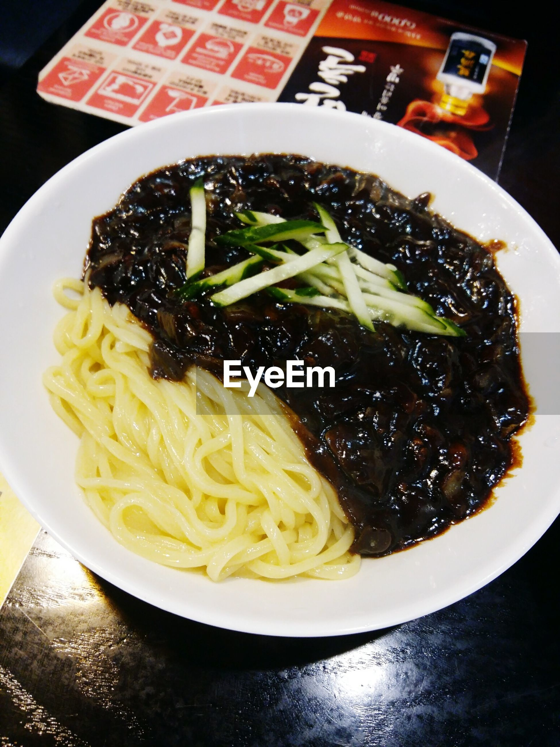 food and drink, food, freshness, indoors, ready-to-eat, plate, healthy eating, still life, close-up, serving size, bowl, meal, table, indulgence, high angle view, soup, noodles, cooked, served, temptation