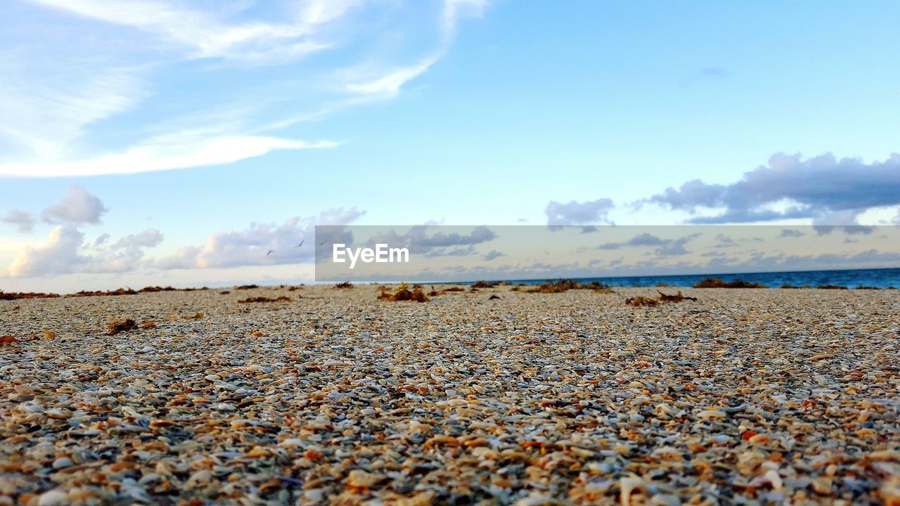 sky, nature, cloud - sky, scenics, beauty in nature, tranquility, day, tranquil scene, outdoors, no people, beach, landscape, water, close-up