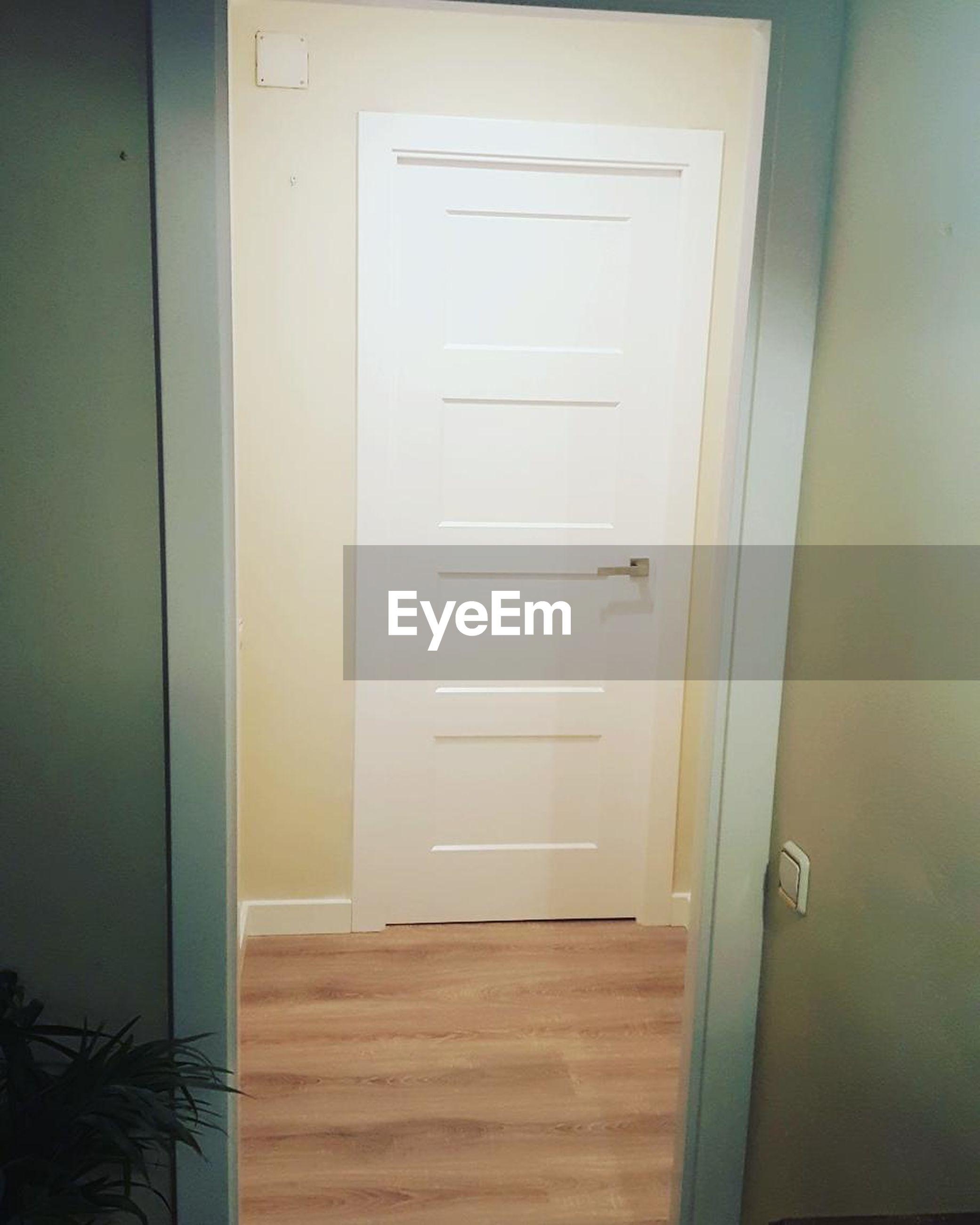 door, indoors, no people, doorway, entry, open door, day