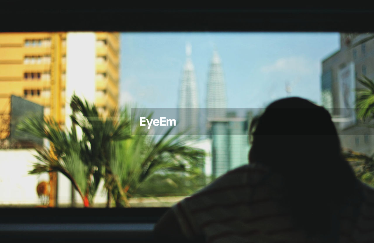 VIEW OF PEOPLE IN CITY