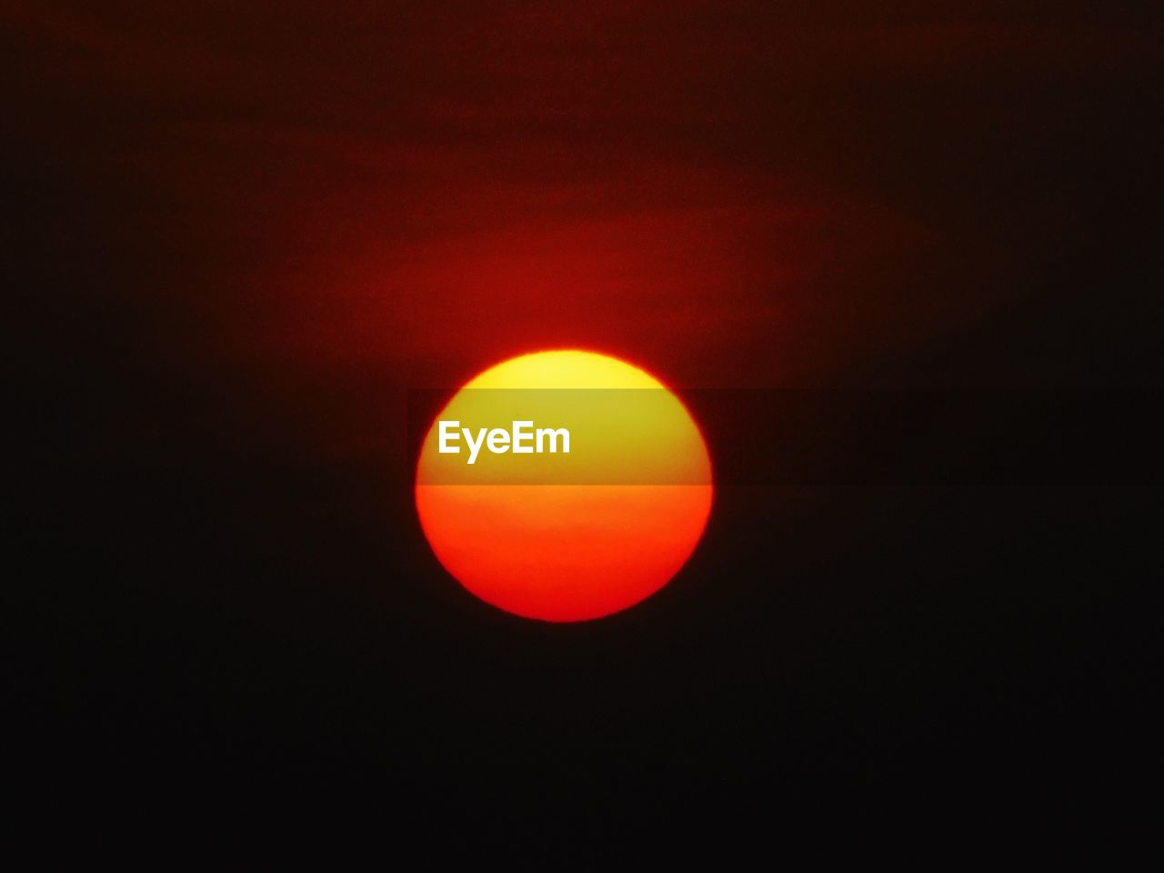sun, orange color, beauty in nature, circle, moon, scenics, eclipse, nature, no people, sunset, tranquil scene, astronomy, yellow, tranquility, outdoors, sky