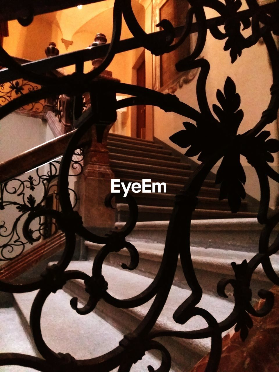 wrought iron, no people, close-up, indoors, day