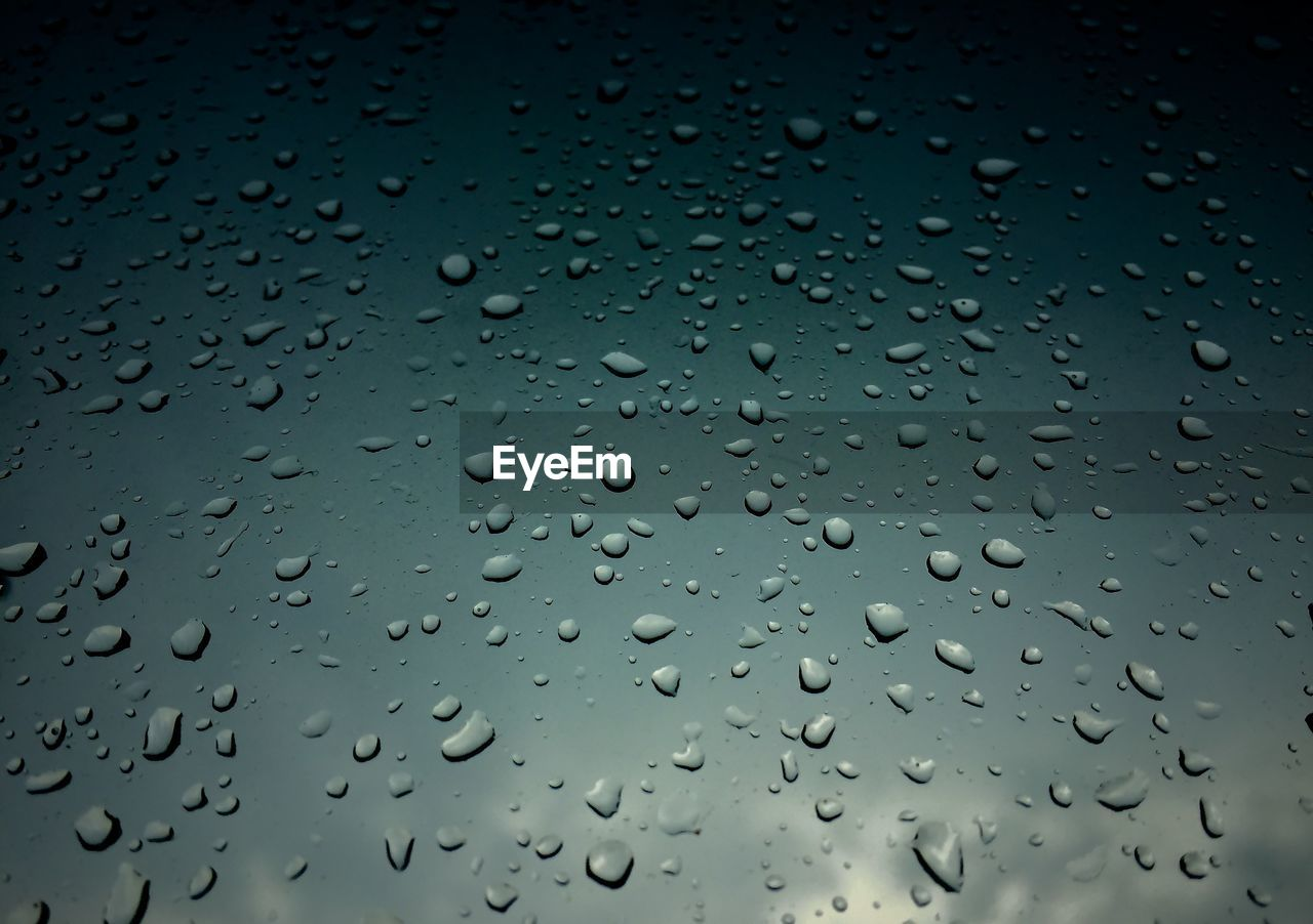 drop, water, wet, rain, full frame, backgrounds, glass - material, no people, window, transparent, sky, close-up, nature, raindrop, indoors, rainy season, pattern, glass