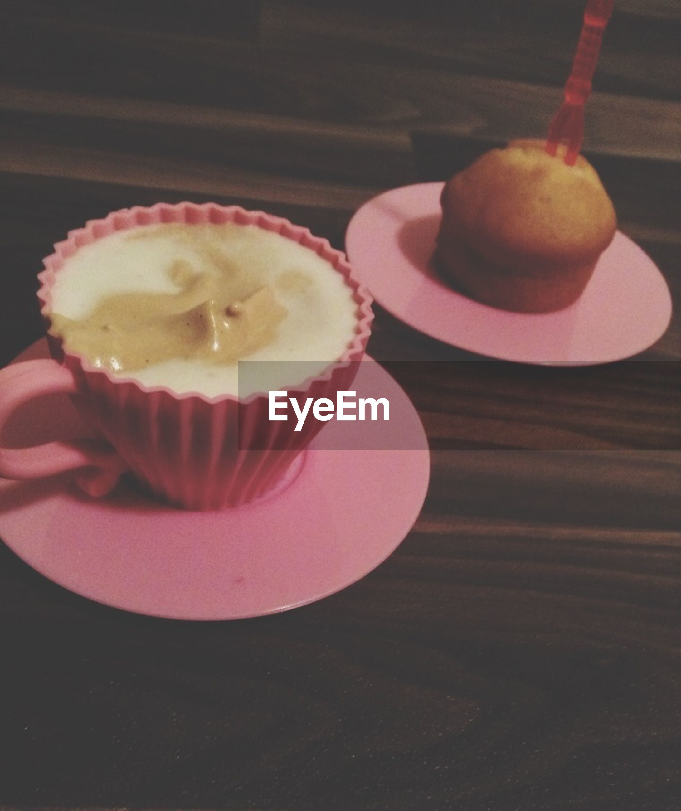 food and drink, indoors, freshness, food, sweet food, still life, table, indulgence, dessert, close-up, unhealthy eating, ready-to-eat, temptation, slice, fruit, cake, high angle view, heart shape, ice cream