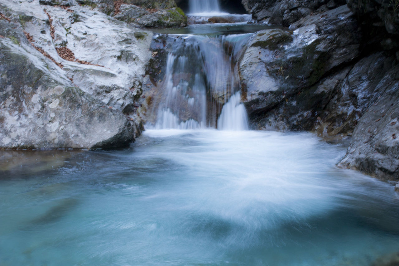 waterfall, motion, water, nature, beauty in nature, long exposure, scenics, blurred motion, no people, tranquil scene, outdoors, day