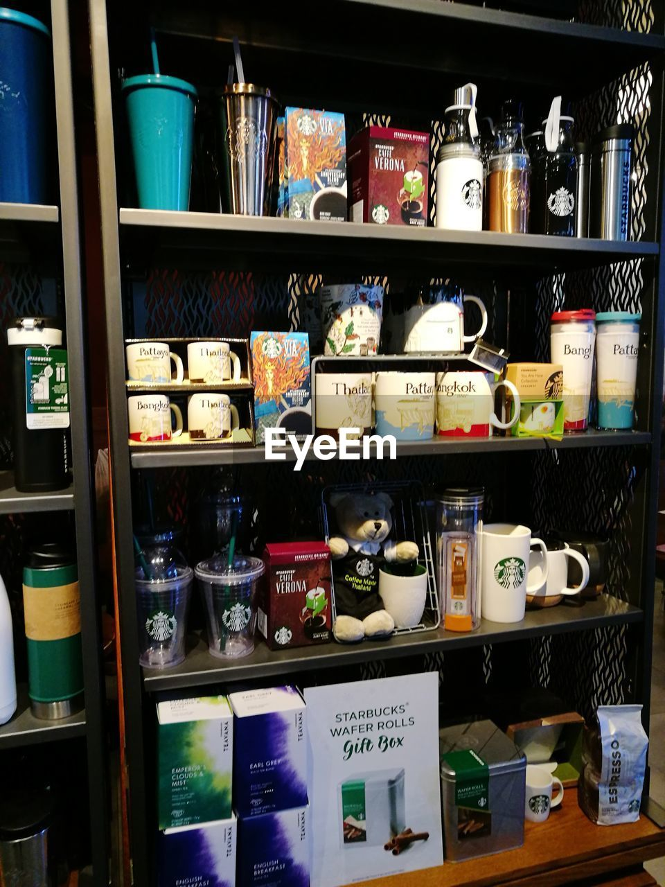shelf, large group of objects, variation, shelves, choice, abundance, for sale, multi colored, in a row, arrangement, indoors, bottle, bookshelf, no people, drink, can, food, day