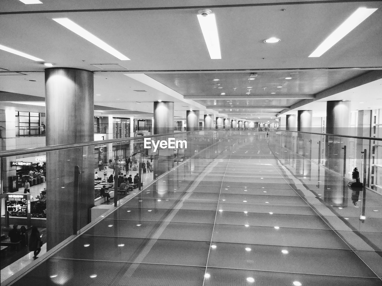 Interior Of Incheon International Airport