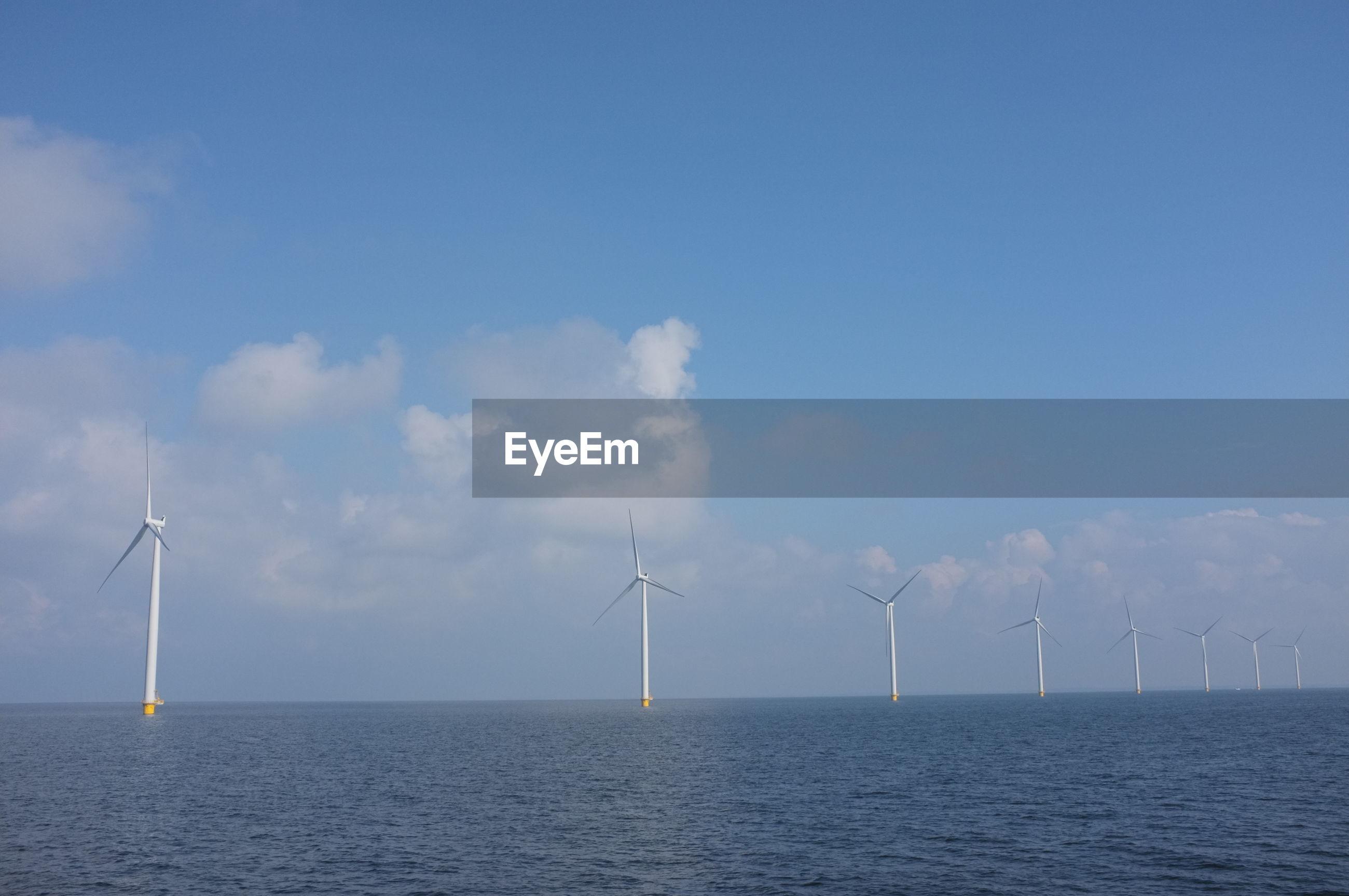 SCENIC VIEW OF THE SEA
