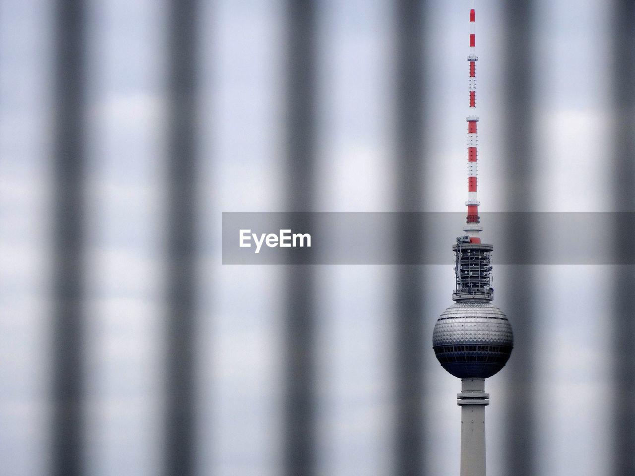 View Of Berlin Tv Tower