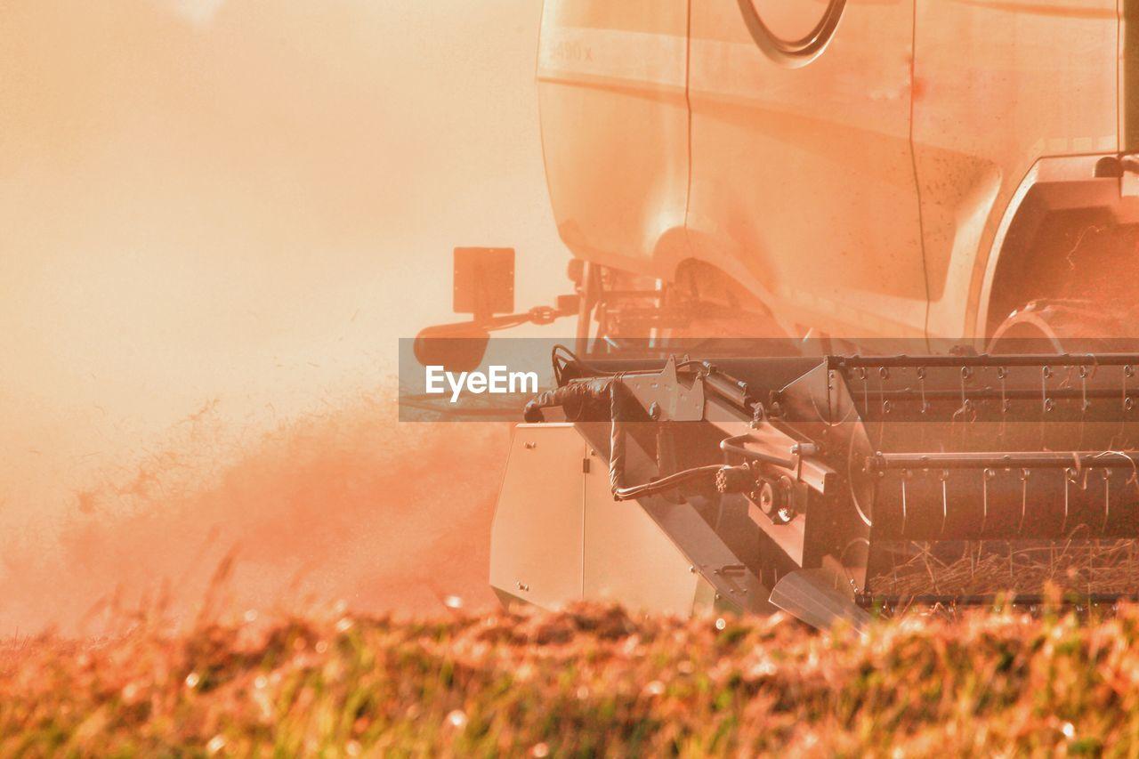View Of Machinery