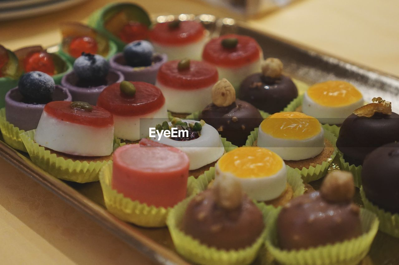 food, food and drink, ready-to-eat, freshness, still life, close-up, indulgence, indoors, temptation, selective focus, healthy eating, no people, sweet food, serving size, sweet, table, dessert, wellbeing, plate, fruit, japanese food, tray, breakfast, snack