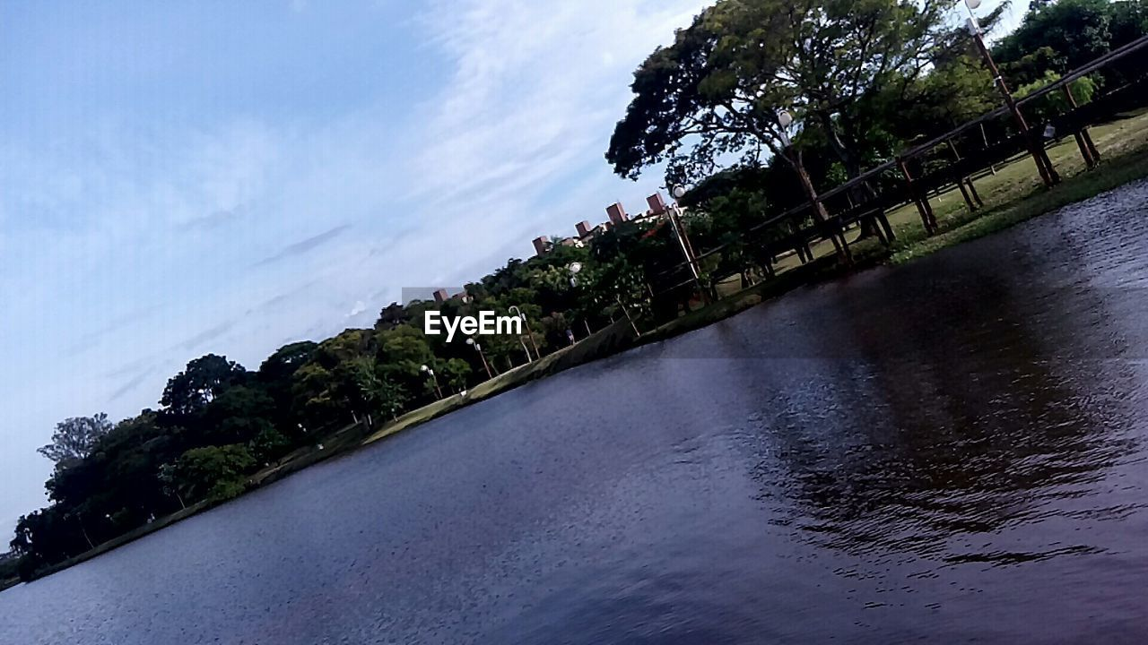 water, tree, sky, architecture, day, outdoors, built structure, nature, no people, building exterior, beauty in nature