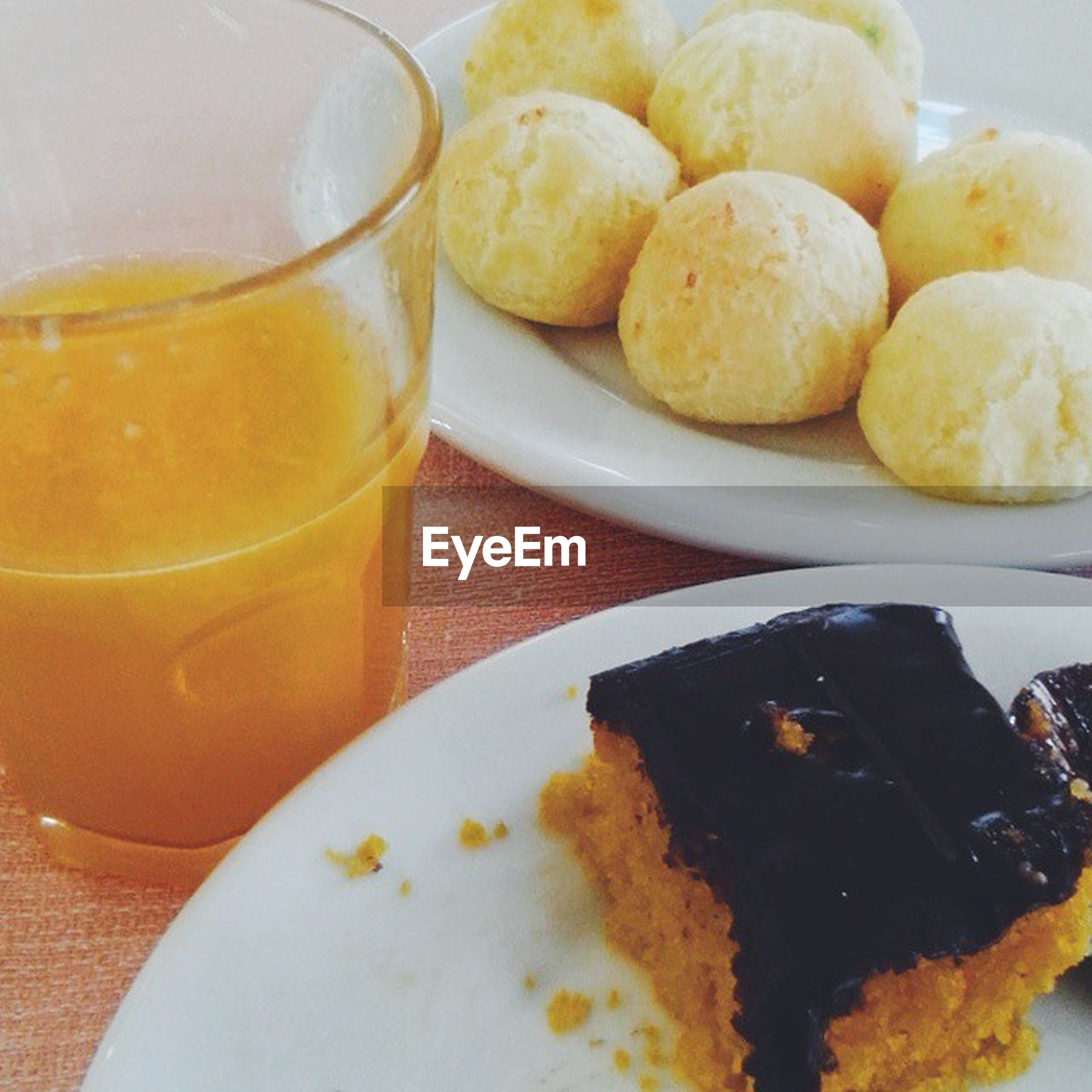 food and drink, food, freshness, indoors, still life, sweet food, ready-to-eat, plate, healthy eating, indulgence, dessert, table, breakfast, close-up, fruit, refreshment, drink, high angle view, bread