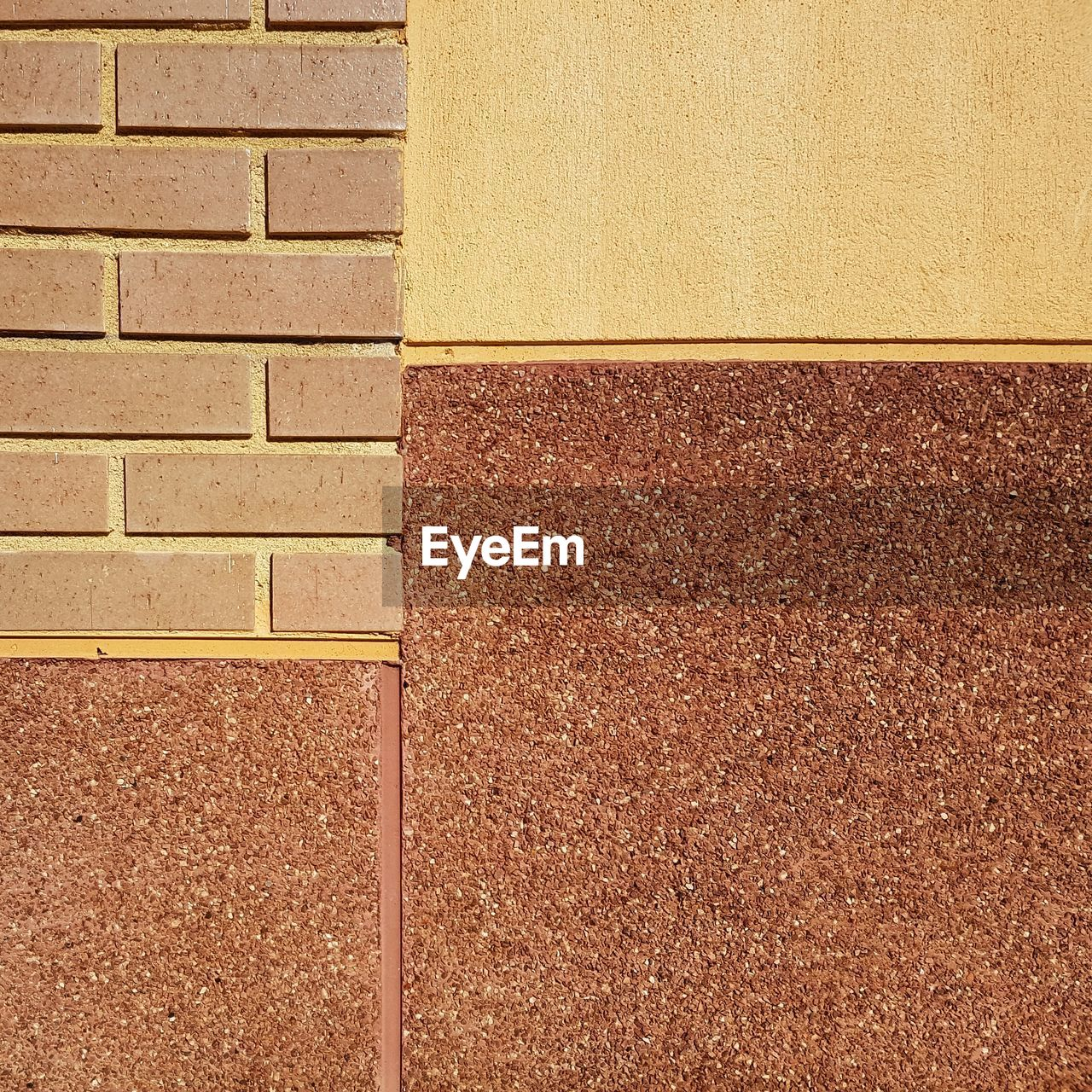 wall - building feature, architecture, built structure, textured, day, no people, outdoors, yellow, building exterior, close-up