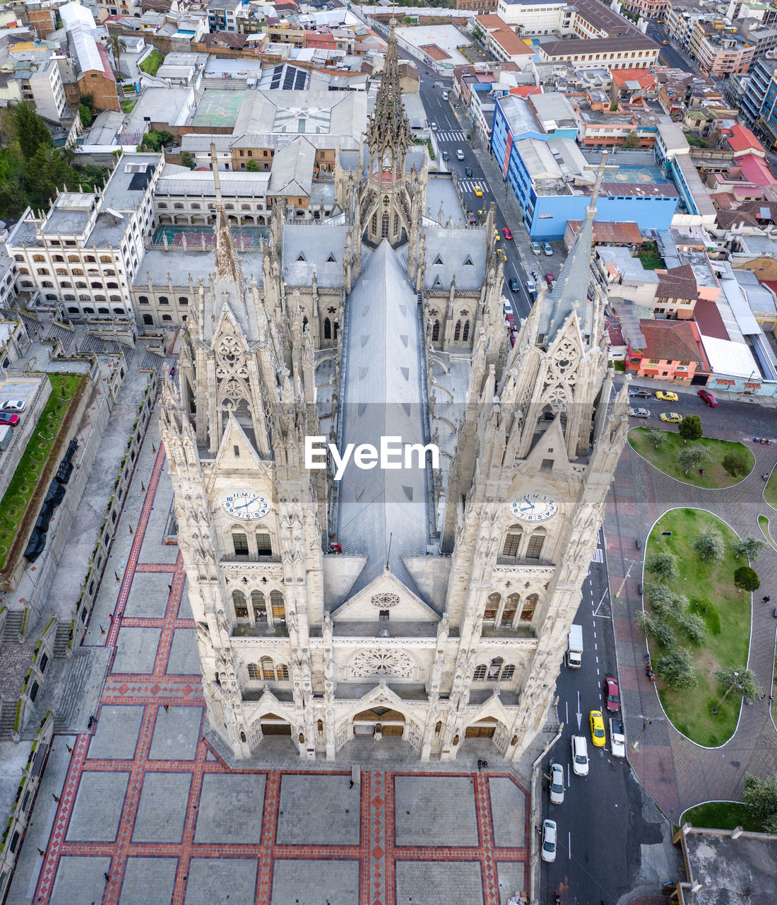 architecture, city, building exterior, built structure, high angle view, transportation, day, building, mode of transportation, travel, travel destinations, aerial view, no people, road, water, tourism, cityscape, street, outdoors