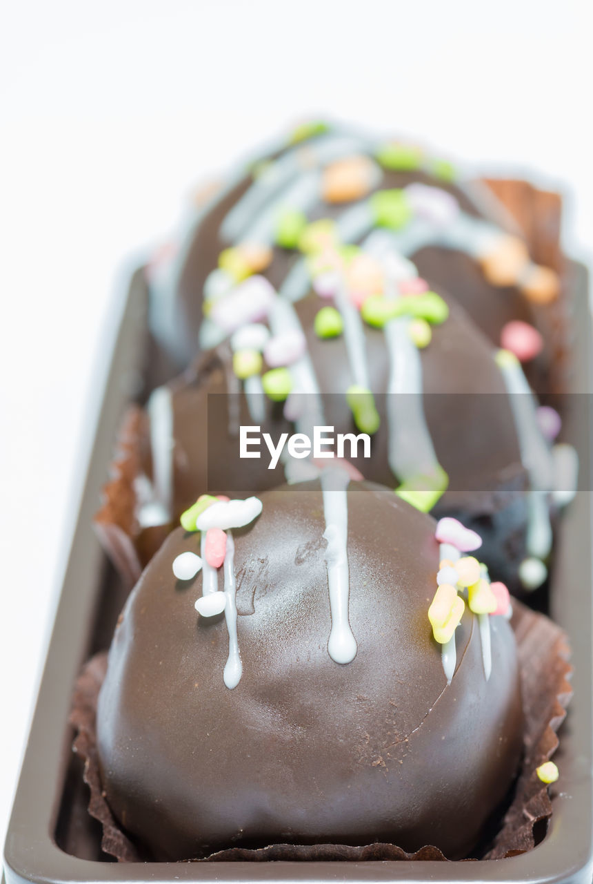 sweet, indulgence, sweet food, dessert, temptation, food and drink, food, unhealthy eating, freshness, cake, ready-to-eat, still life, chocolate, baked, indoors, no people, close-up, focus on foreground, celebration, serving size, chocolate cake, snack, garnish