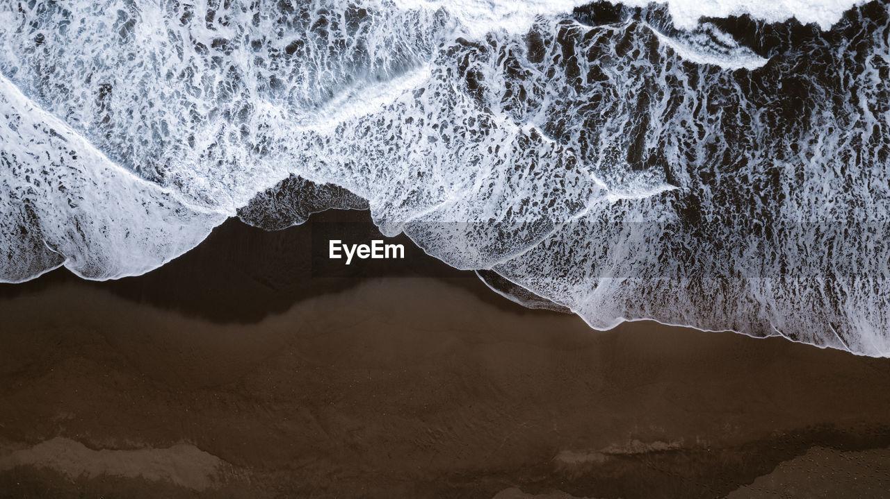Zenit image of a beach