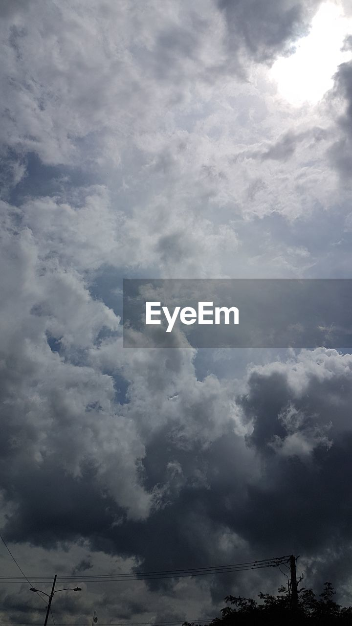 cloud - sky, sky, low angle view, no people, nature, day, outdoors, beauty in nature, tranquility, scenics