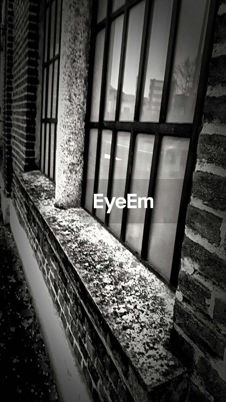 window, no people, day, architecture, built structure, indoors, building exterior, close-up