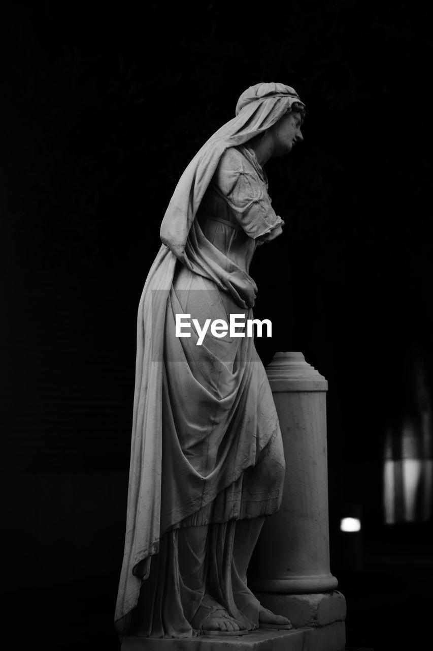 Statue of someone